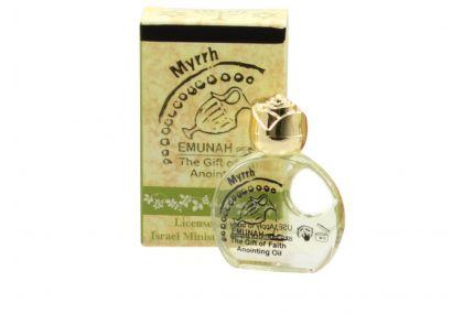 Emunah Anointing Oil - Myrrh